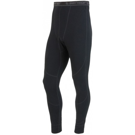 WOOL UNDERPANTS M - Men's Long Functional Underpants - Sensor WOOL UNDERPANT M - 1
