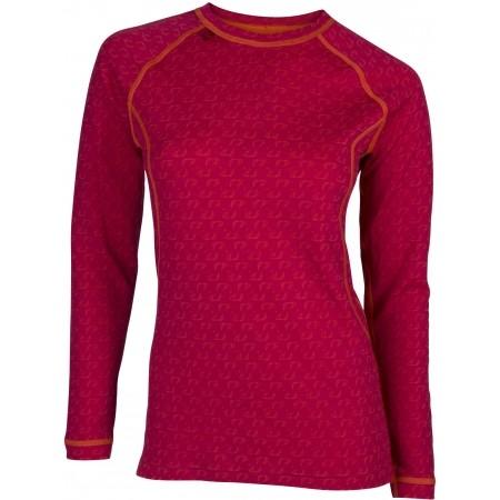 687b4a80739 Dámske športové tričko - Ulvang 50FIFTY ROUND NECK