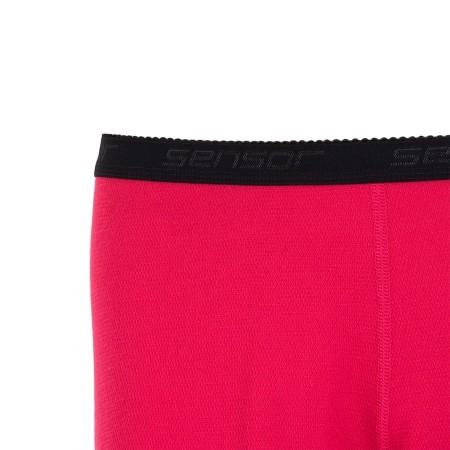 Spodnie termoaktywne damskie - Sensor DOUBLE FACE EVO SPODKY W - 5