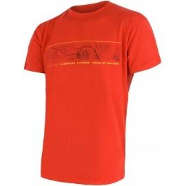 Sensor MERINOWOOL 170 PT KR M - Koszulka funkcjonalna męska