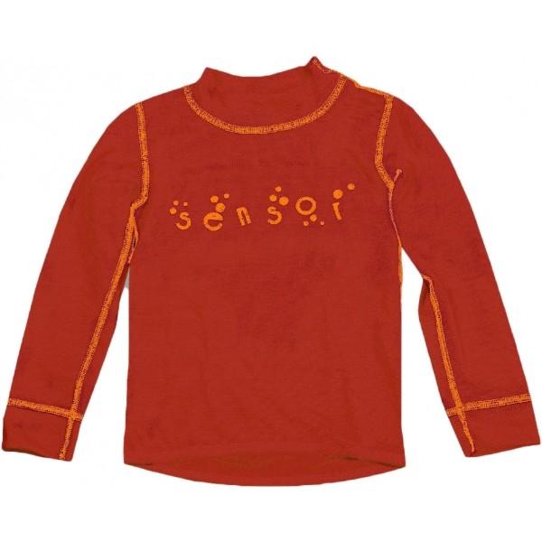 Sensor DOUBLE FACE SET - Detský komplet funkčného prádla