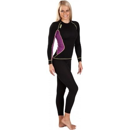 Functional pants - Swix STARX BODYW PANTS WOMENS - 3