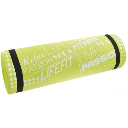 Постелка за гимнастика - SPORT TEAM YOGA MAT EXKLUZIV PLUS - 2