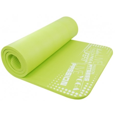 Постелка за гимнастика - SPORT TEAM YOGA MAT EXKLUZIV PLUS - 1