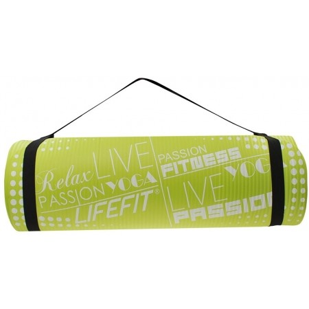 Постелка за гимнастика - SPORT TEAM YOGA MAT EXKLUZIV PLUS - 3