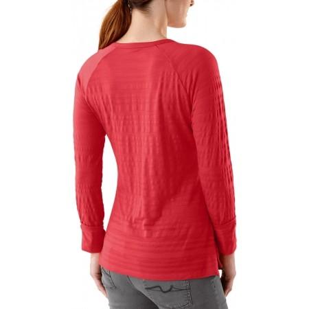 Women's functional T-shirt - Smartwool WOMENS PHD LIGHT LONG SLEEVE - 2