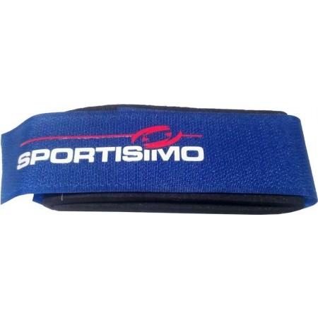 Pasek na rzep do nart - Sportisimo SKIFIX BLUE