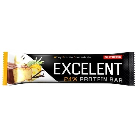 Proteinová tyčinka - Nutrend EXCELENT PROTEIN BAR 2x85+40G VANILKA