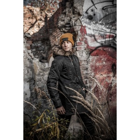 MILFORD BEANIE - Зимна шапка - Vans MILFORD BEANIE - 5