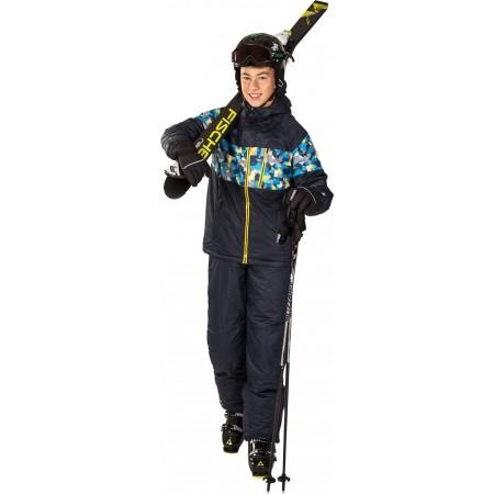 Cască schi de copii - Uvex AIRWING 2 - 7