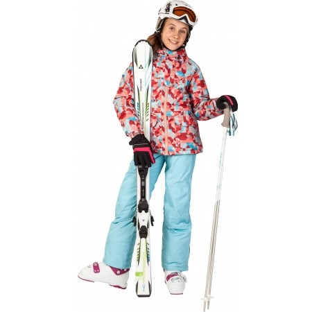 Clăpari schi de copii - Nordica LITTLE BELLE 3 - 4