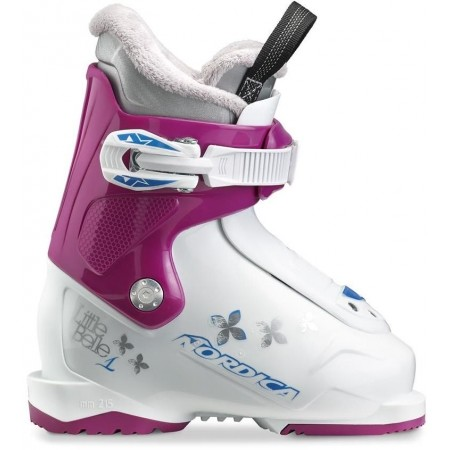 Dievčenské zjazdové lyže - Nordica LITTLE BELLE