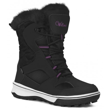 Дамски зимни обувки - Willard CORONA - 1