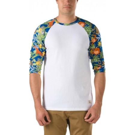 3b6a845a4844 Men s Disney T-shirt - Vans THE JUNGLE BOOK RAGLAN - 1