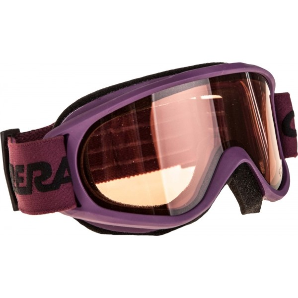 Carrera ARTHEMIS fialová  - Dámske lyžiarske okuliare