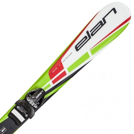 Детски ски за ски спускане - Elan RACE PRO SPORT + EL4.5 - 1