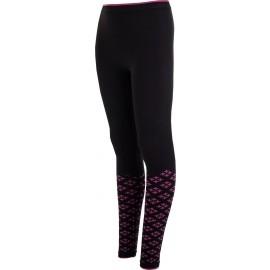 Klimatex VILDE - Pantaloni termo de fete