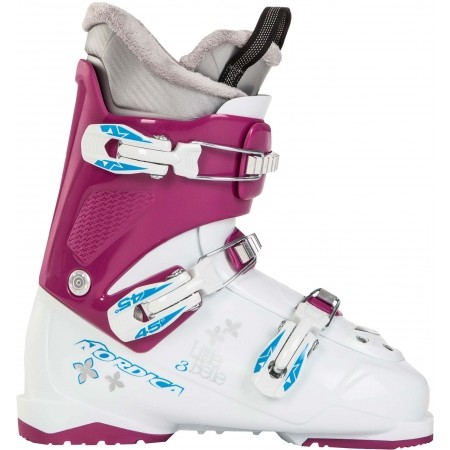 Nordica LITTLE BELLE 3 - Clăpari ski de copii