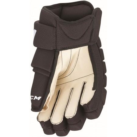 HG 4R III SR BK  - Hokejové rukavice - CCM HG 4R III SR BK - 2