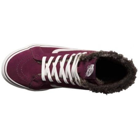 Női téli cipő - Vans SK8-HI SLIM - 4 b78e45d8bd