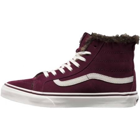 Női téli cipő - Vans SK8-HI SLIM - 3 8cb179d1f6