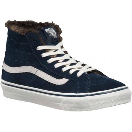 2e25f7b61e7 Dámská zimní obuv - Vans SK8-HI SLIM - 6
