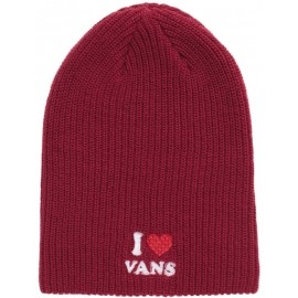 Vans I HEART VANS BEANIE - Women's winter hat