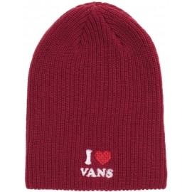 Vans I HEART VANS BEANIE - Dámská zimní čepice