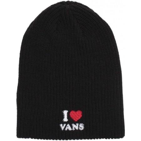 I HEART VANS BEANIE - Dámská zimní čepice - Vans I HEART VANS BEANIE