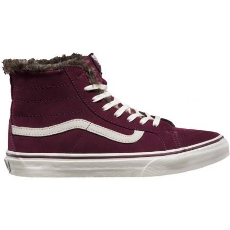 Dámská zimní obuv - Vans SK8-HI SLIM - 2 9362f9cbf64