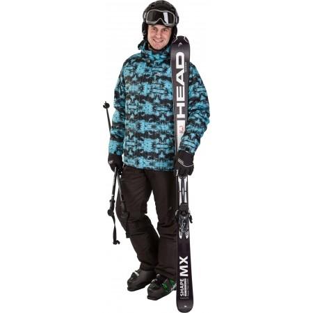 Cască de schi bărbați - Uvex COMANCHE 2 PURE - 11