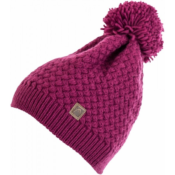 Head FANCY fialová UNI - Dámská pletená čepice