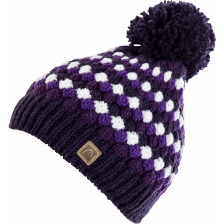 Дамска плетена шапка - Head RELAX - 1