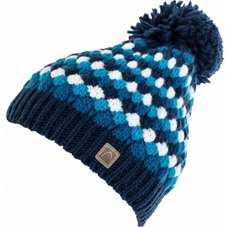 Дамска плетена шапка - Head RELAX - 2