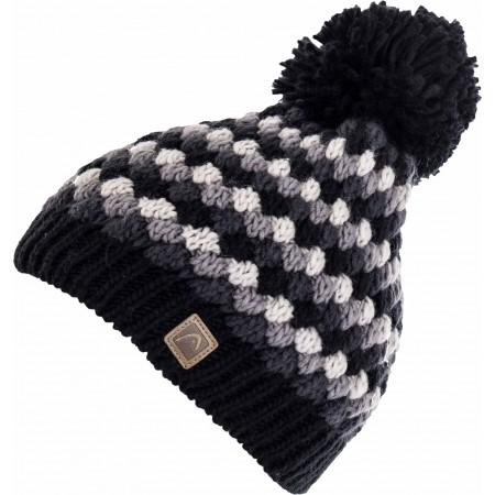 Дамска плетена шапка - Head RELAX - 3