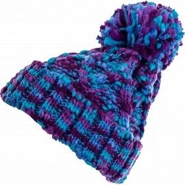 Lewro LISA - Girls' knitted cap