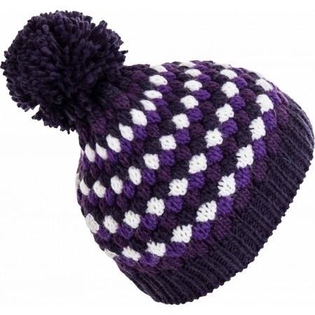 Дамска плетена шапка - Head RELAX - 4