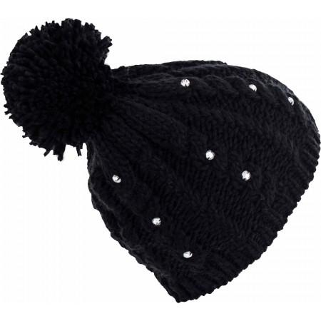 Плетена шапка за момичета - Lewro RITA - 2