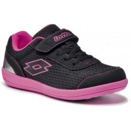 Lotto QUARANTA III CLS - Dětská sportovně laděná obuv