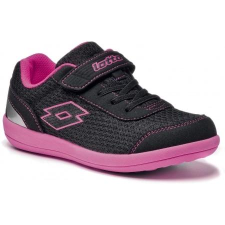 Dětská sportovně laděná obuv - Lotto QUARANTA III CLS - 1