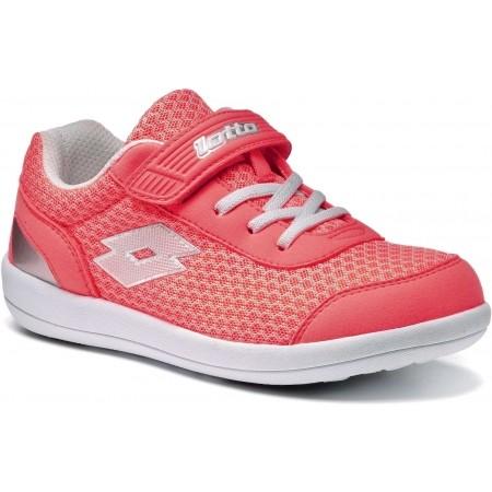 Детски обувки със спортен дизайн - Lotto QUARANTA III CLS - 1