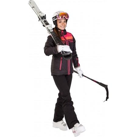 Dámské sjezdové lyže - Elan SNOW BLACK QT + EL7,5 - 6