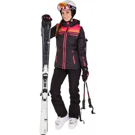 Dámské sjezdové lyže - Elan SNOW BLACK QT + EL7,5 - 9