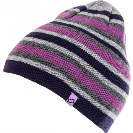 Зимна шапка за момичета - Lewro LENKA - 1