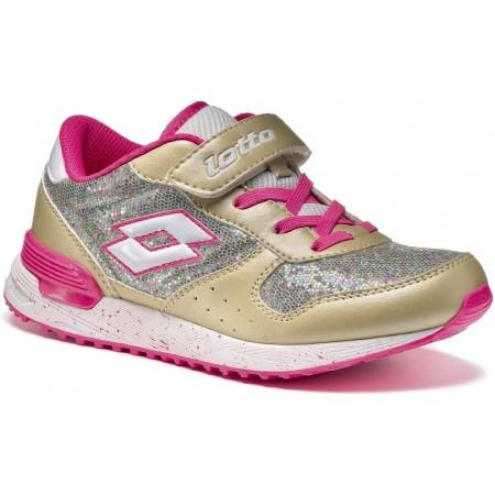 Detská voľnočasová obuv - Lotto RECORD VII NY CL SL - 1