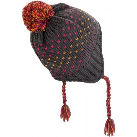 Зимна шапка за момичета - Lewro DORKA - 2