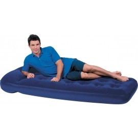 Bestway EASY INFLATE FLOCKED AIR - Inflatable mattress - single bed - Bestway