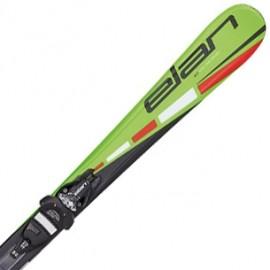 Elan JETT QT + EL7.5 - Dětské sjezdové lyže