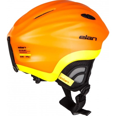Kinder Skihelm - Elan TEAM ORANGE - 3