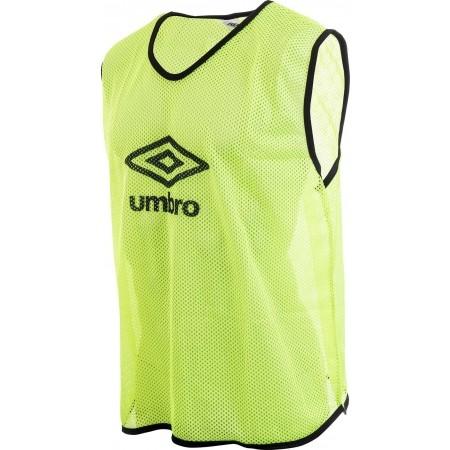 Adults' training jersey - Umbro MESH TRAINING BIB - 70X65CM - Senior - 2